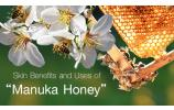 Manuka honey is a specialized, nutrient-dense honey made by bees collecting nectar from the Manuka plant, a bush that's abundant but native only to New Zealand.